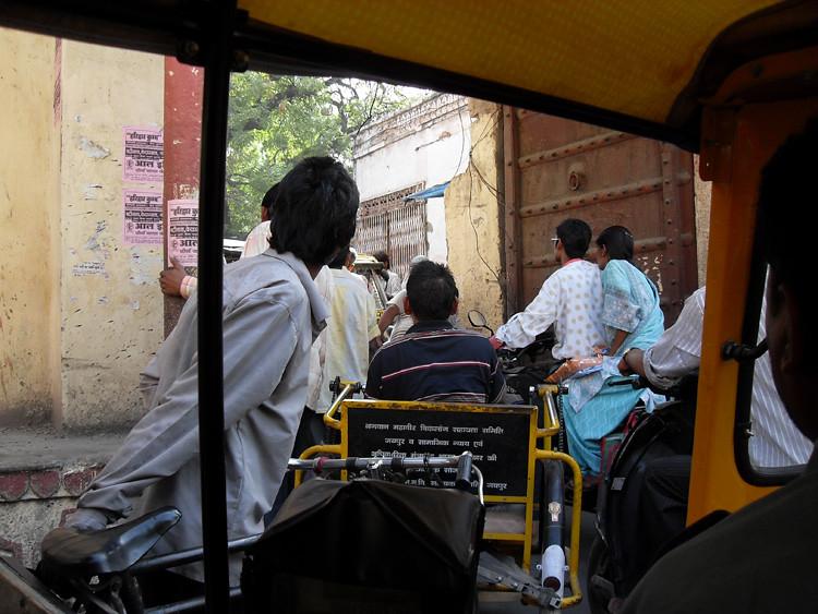 Traffic Jaipur