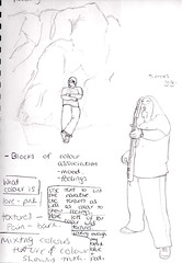 Sketchbook Reportage Project 5