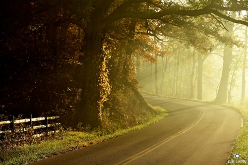 October Road Sunrise by Jim Crotty.jpg