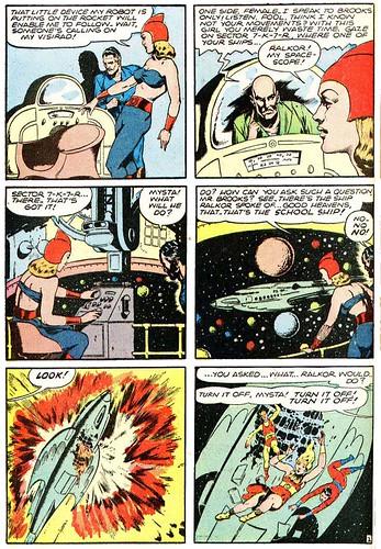Planet Comics 43 - Mysta (July 1946) 01