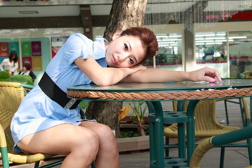 [フリー画像] 人物, 女性, アジア女性, 201105030900