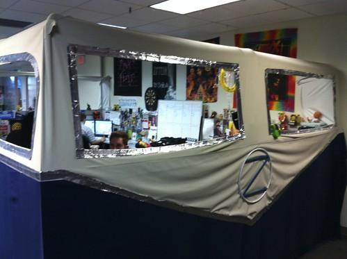 Zappos Tour - Blog Bus