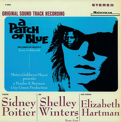 A Patch Of Blue (Jim Ed Blanchard) Tags: film sunglasses movie graphicdesign album lp record soundtrack patchofblue sidneypoitier jerrygoldsmith shelleywinters