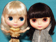 "CWC Neo Blythe ""Simply Vanilla"" and ""Simply Chocolate"""