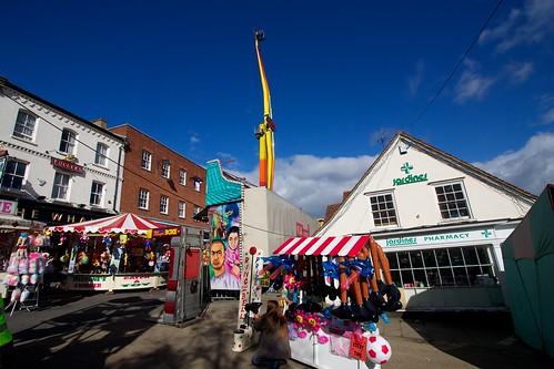 buckingham charter fair