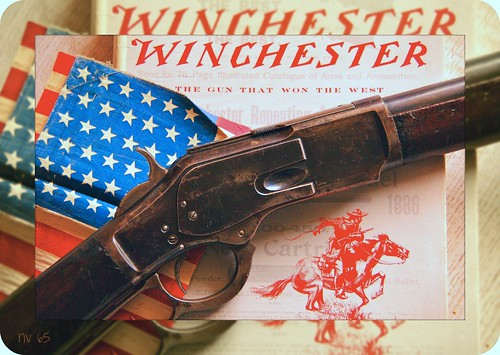 The Gun that won the West - Winchester 1873