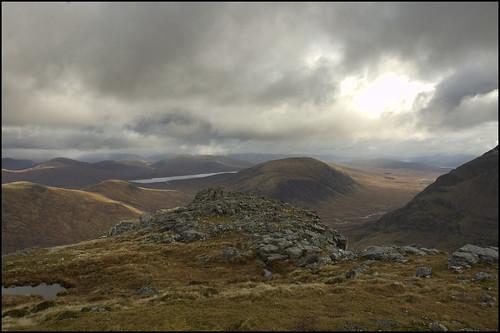 View From Stob Coire Raineach