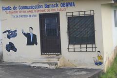 They love Obama in Africa (5) (Karin.Lakeman) Tags: africa studio drawing drawings communication taal obama tekeningen gabon barackobama barack tekening obamania moanda languageindrawings