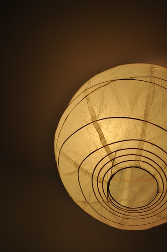 Paper Lantern from out wedding