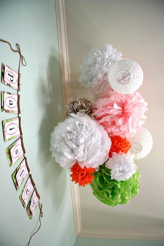 Sweet P's Nursery - Pom Poms