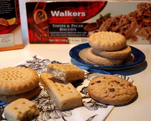 Walkers Shortbread im Test