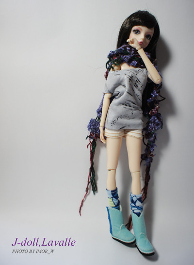 Интересный арт с куклами. 5110125039_ab1c26d07b_z