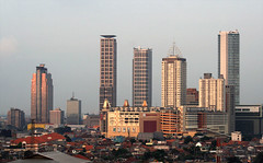 Indonesia (Globetreka) Tags: buildings indonesia asia southeastasia skyscrapers cities jakarta cityskylines worldwidetravel indonesiaimages worldwidewandering southeastasiaimages earthasia