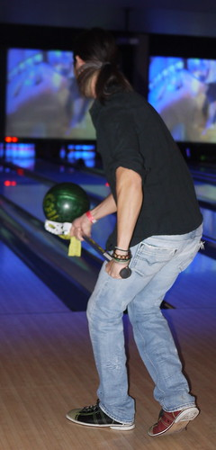 Flobots Bowling Ball feat Tickle Me Pink