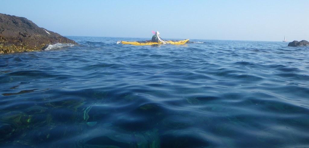Cabo de Gata en kayak 493