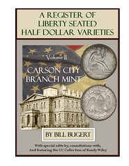 Bugert Liberty Seated Half Dollar Varieties Vol II