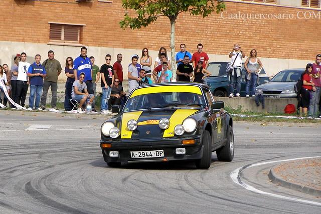 Rally 2000 Viratges (2010) - Porsche 911 Carrera 3.0
