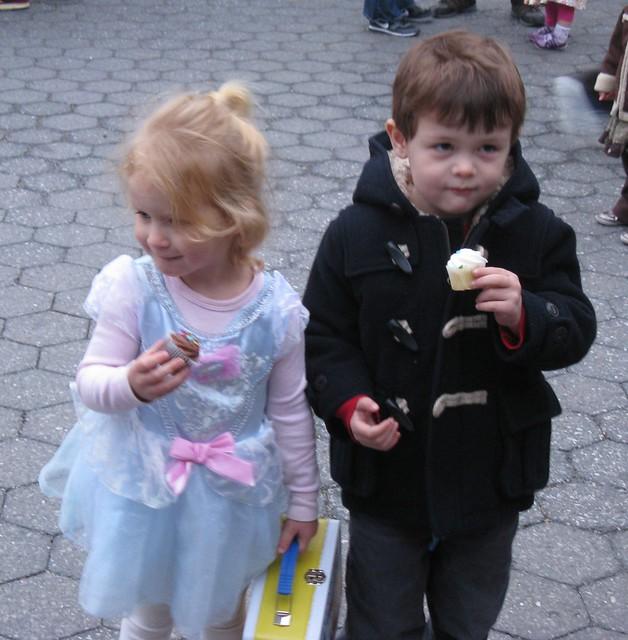 Carroll Gardens Karaoke Halloween