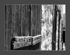 Old doors (ATSICHLAS (Busy)) Tags: bokeh olddoors ancientepidavros