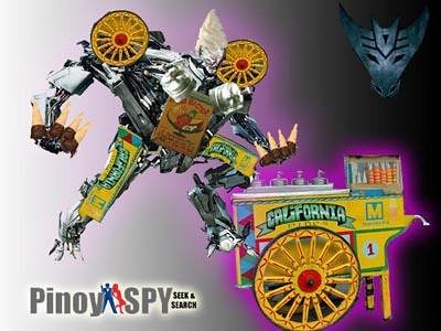 The Transformer ng Pinas, The transformer of the Philippines