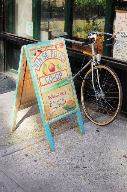 bike 'n' food