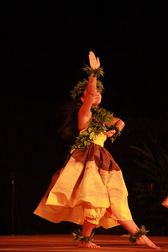 Hula Kahiko Competition 2010