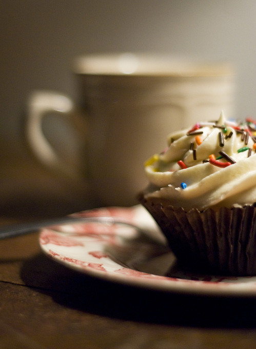 Coffee with Cupcake