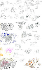 ImageDump. (The Magic Tuba Pixie) Tags: colors what doodles pittartistpensareawesome