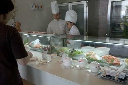 Lunch at World, Centara Grand at Central World