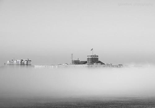 Fog lines...