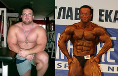 Before: chubby. After: RIPPED!!! (muscle[spell]bound) Tags: man training power masculine muscle hunk bodybuilding buff strong strength muscleman bodybuilder workout gym macho weight protein weights testosterone bicep steroids tricep culturismo testosteron musculos bizeps muskel testos muskelmann culturiste bigorexia bigorectic kathibela
