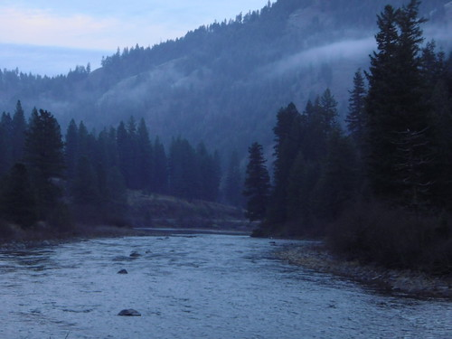 Early Morning on the Grande Ronde