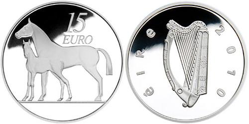 Barnyard-horse-euro-coin