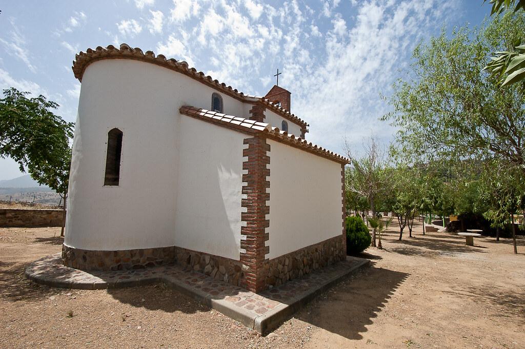 La ermita de santa ana en pe alsordo - Dimensiones ladrillo visto ...