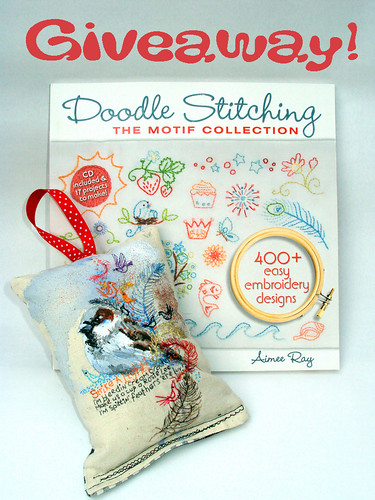 mimilove/ doodle stitching giveaway!