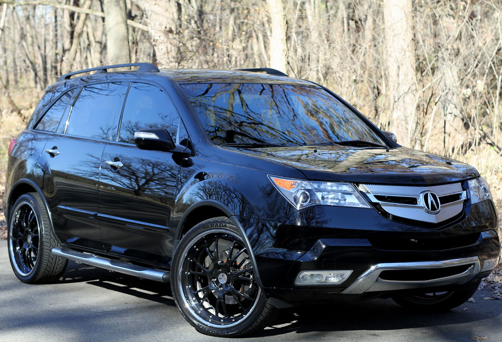 mdx acura wheels 22 rims aftermarket piece custom 2007 rdx dpe 2009 forged 2nd venza toyota chicagoland area suv mdxers