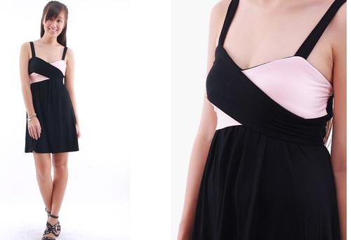 Agne's Black Dress