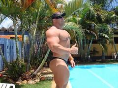 other5 (wxyz01) Tags: man men big muscle beefy hunk speedo bodybuilder stud marcelodepaula