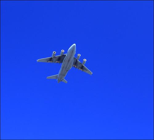 C-17 Flyover