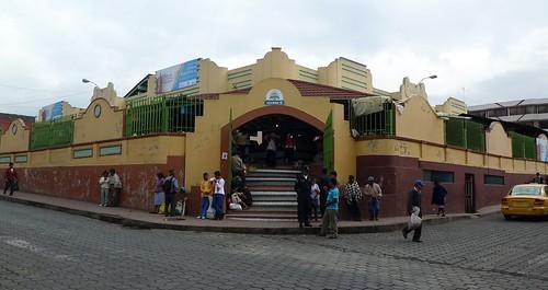 Mercado 10 de Noviembre -  Guaranda, Ecuador