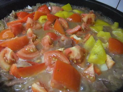 西班牙海鮮燉飯 035