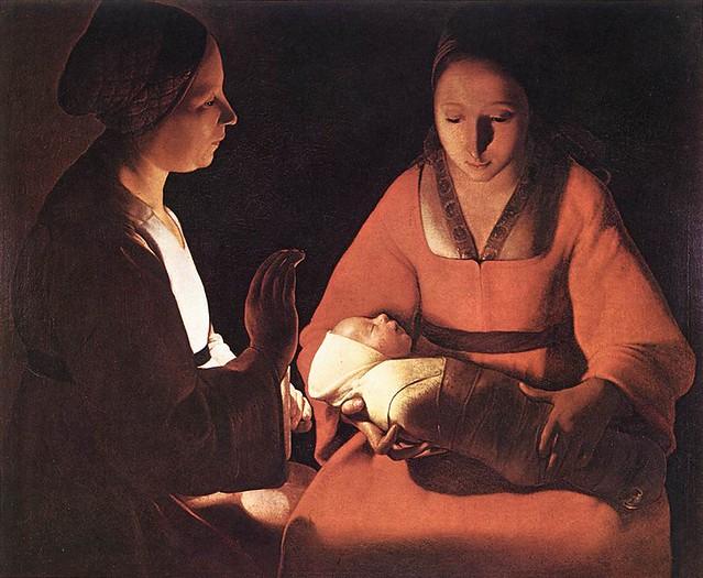 O Nascimento - Musée des Beaux-Arts, Rennes