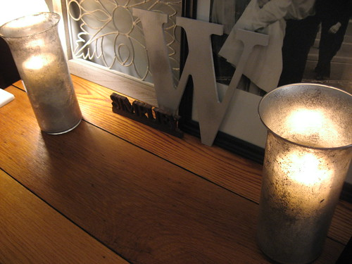 Mercury Glass Candle Holders DIY