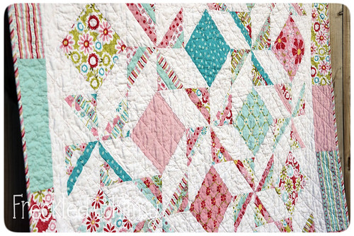 Sweet Divinity - Pocket Full of Pinwheels Tutorial