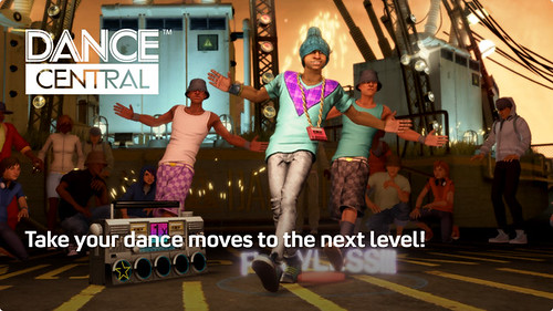 Dance Central Walkthrough