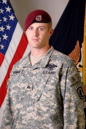 Sgt. Joshua Brennan 25 OCT 2-503 BCO