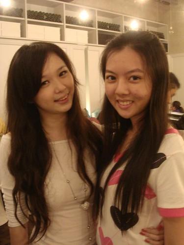 Hooi Nee and Chee Li Kee