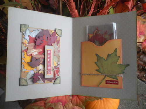 Autumn Beauty Card