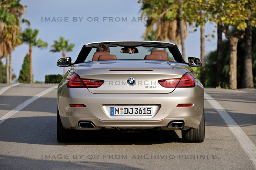 BMW 2010 6 Series Cabriolet