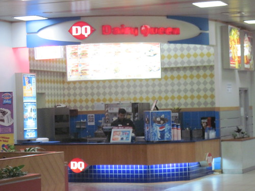 For Mom - First Shop I Saw in Muscat Airport